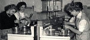 1961 homemaking class