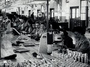 Ammunition factory workers Elwood