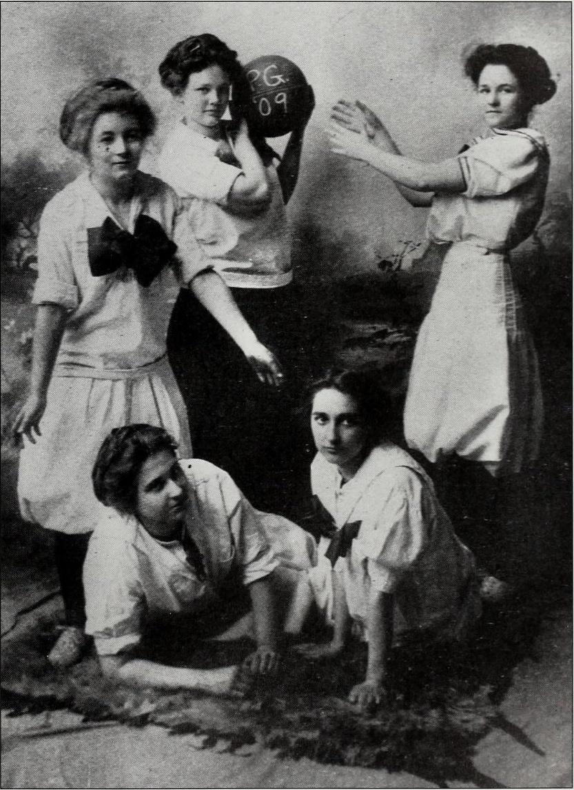 115 years Joliet Junior College Women's Basketball 1909