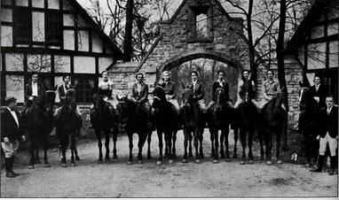 JJC Celebrates 115 years 1931 Women's Riding Club anniversary photo