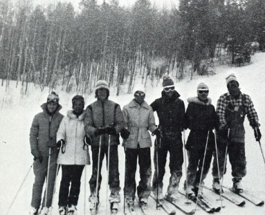 1975 ski club 7 interesting photos discovered in jjc yearbooks joliet junior college