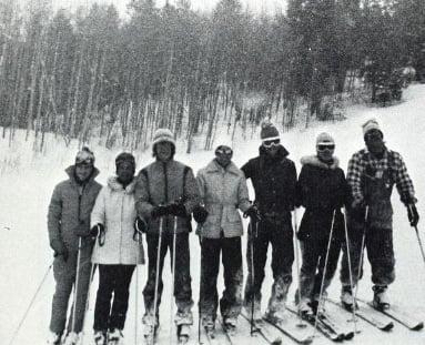 1975 ski club 7 interesting photos discovered in jjc yearbooks joliet junior college