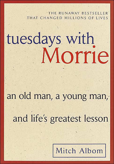 5 books to read this summer jjc joliet junior college tuesdays with morrie