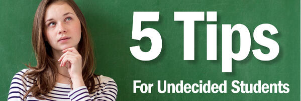 5 Tips Undecided students jjc joliet junior college