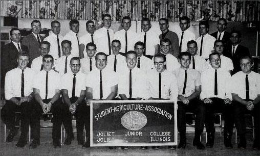 JJC Ag Students 1964 115 years