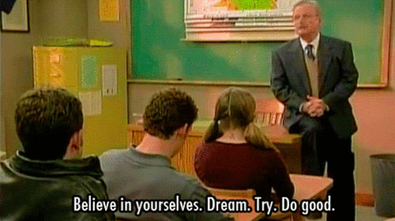 boy meets world community college smart decision joliet junior college mr. feeny