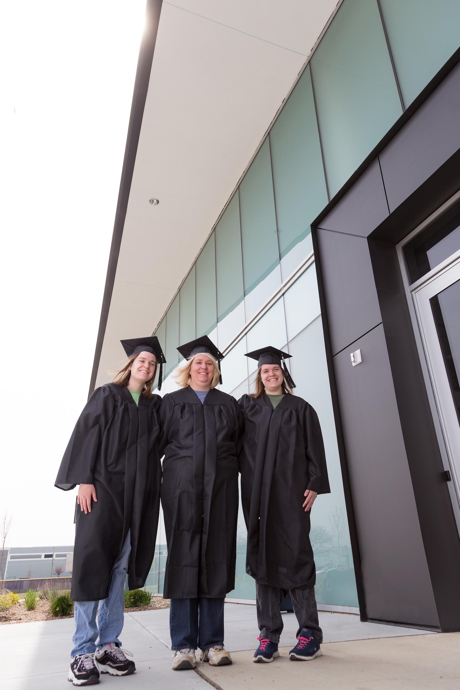 Q&A: The Bopp Family Shares Their Unique Graduation Story Amanda Ashley Audrey event center