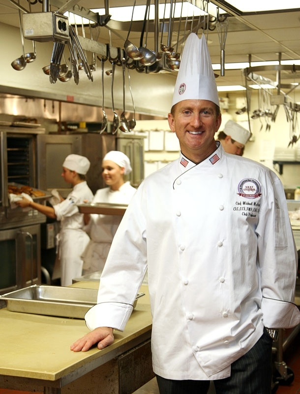 13 things you didn't know about your professors chef mike mcgreal culinary arts jjc joliet junior college