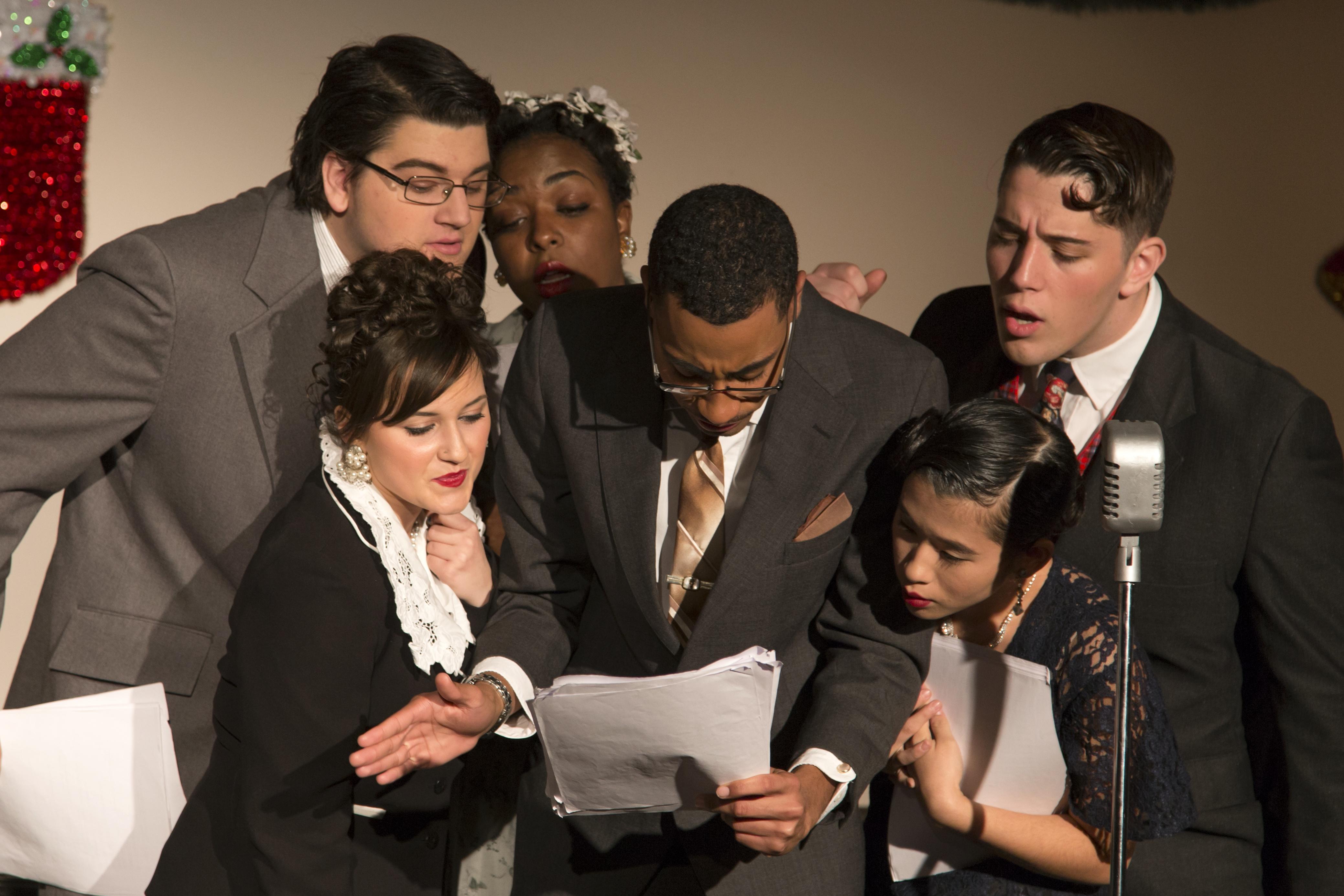 JJC Celebrates 115 Years Theatre It's A Wonderful Life