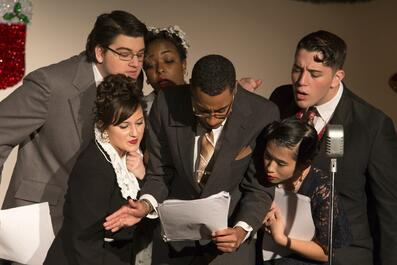 JJC Celebrates 115 Years Theatre It's A Wonderful Life