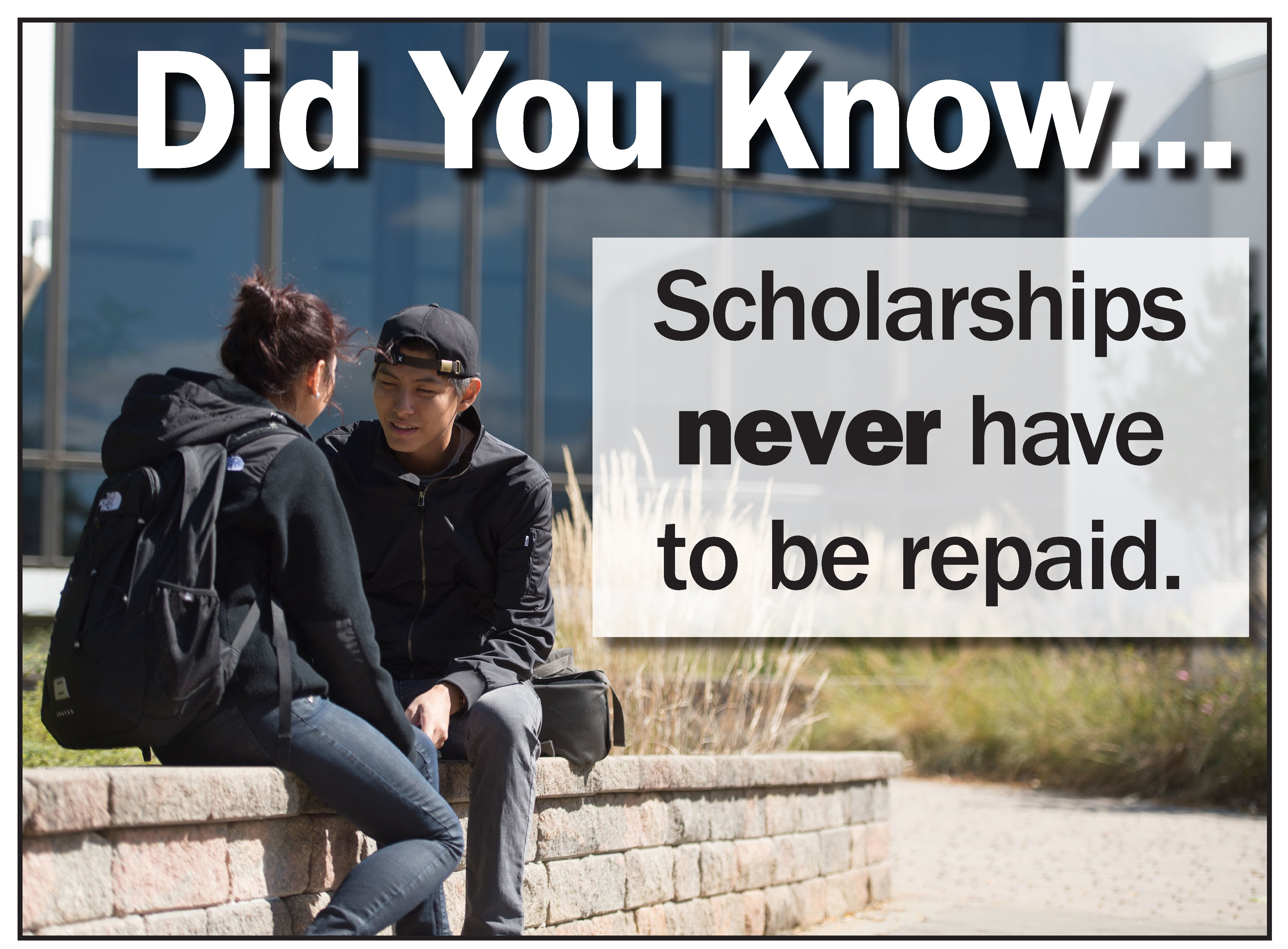 common scholarship myths busted jjc joliet junior college scholarships never have to be repaid did you know