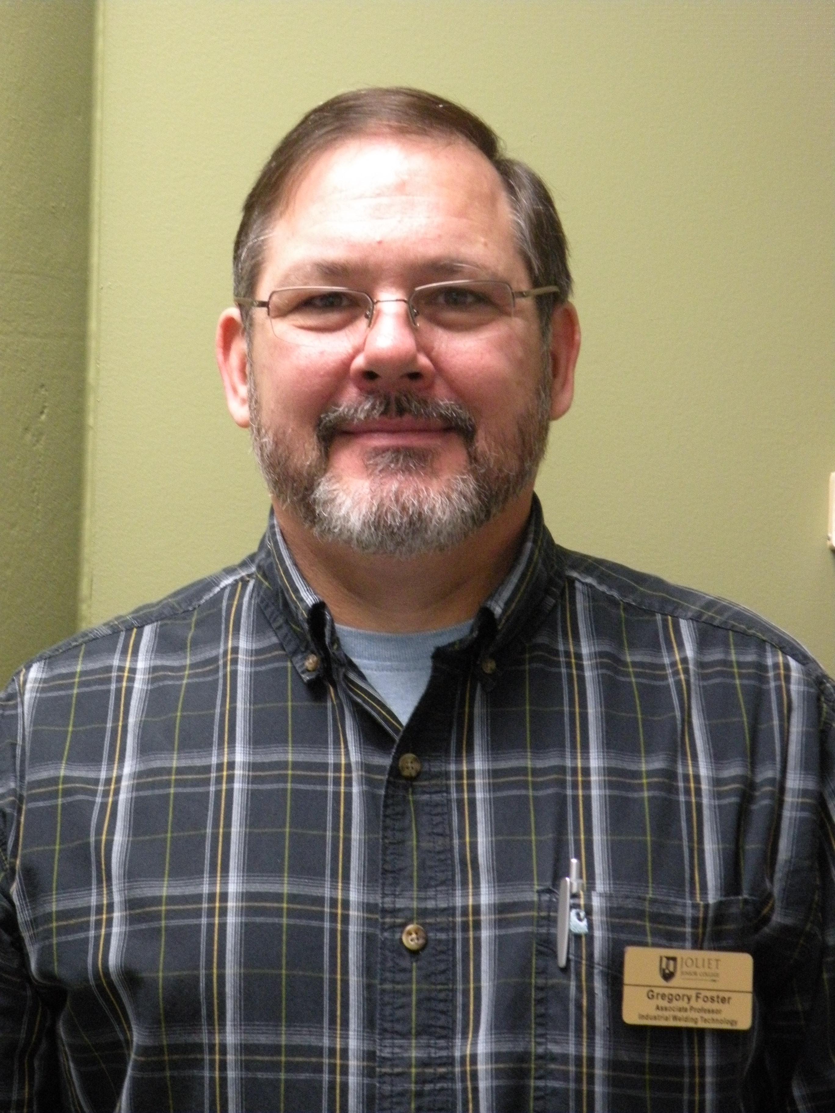 13 things you didn't know about your professors greg foster welding jjc joliet junior college