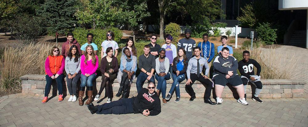 JJC Fall 2015 Student Government 115 years Joliet Junior College