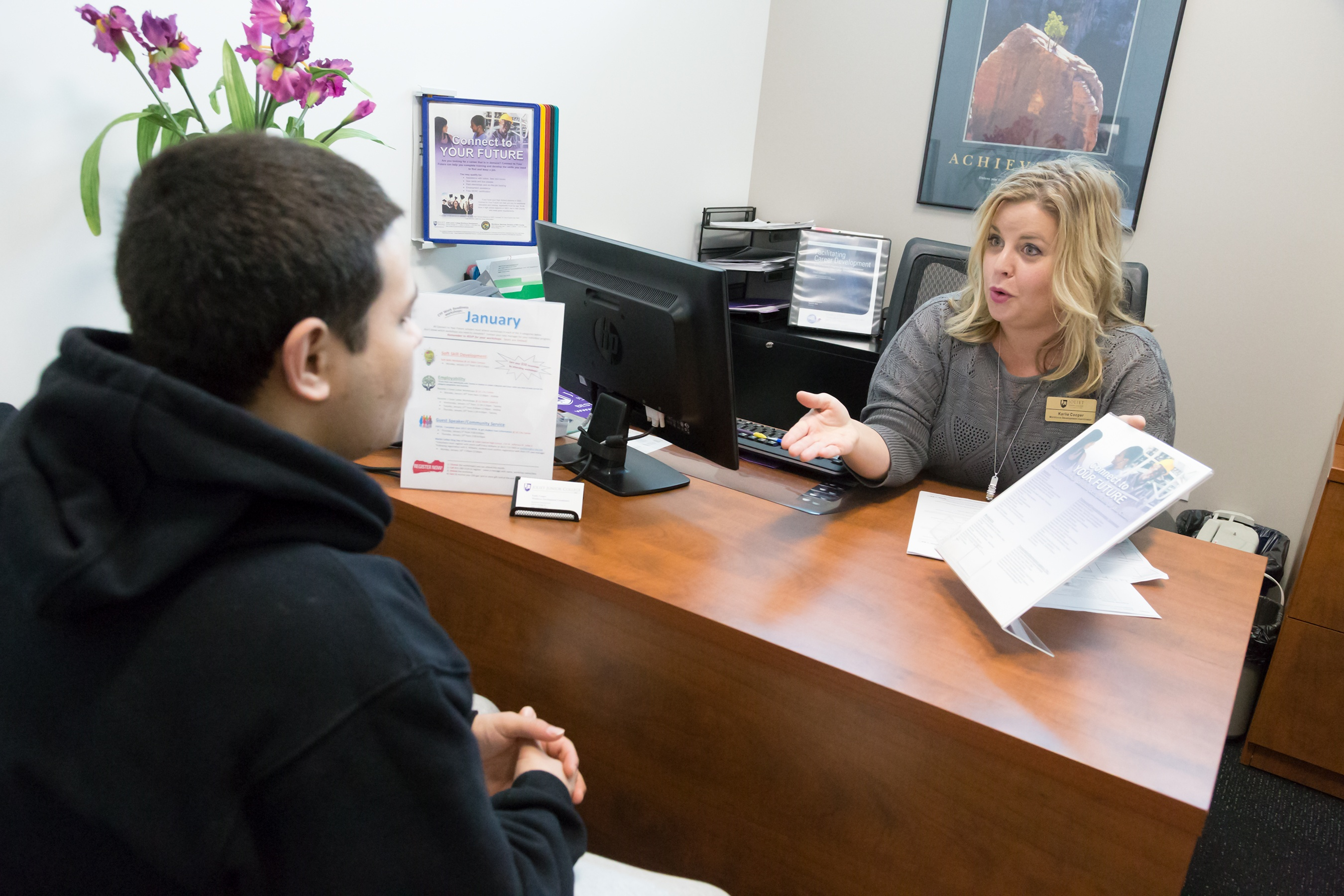 7 Things You Didn't Know About JJC Extended Campuses Morris Romeoville Joliet student services