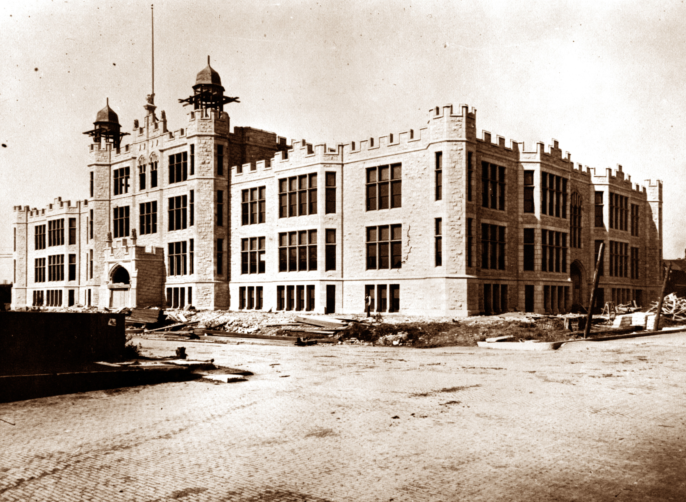 JJC photo 1901 high school 115 years