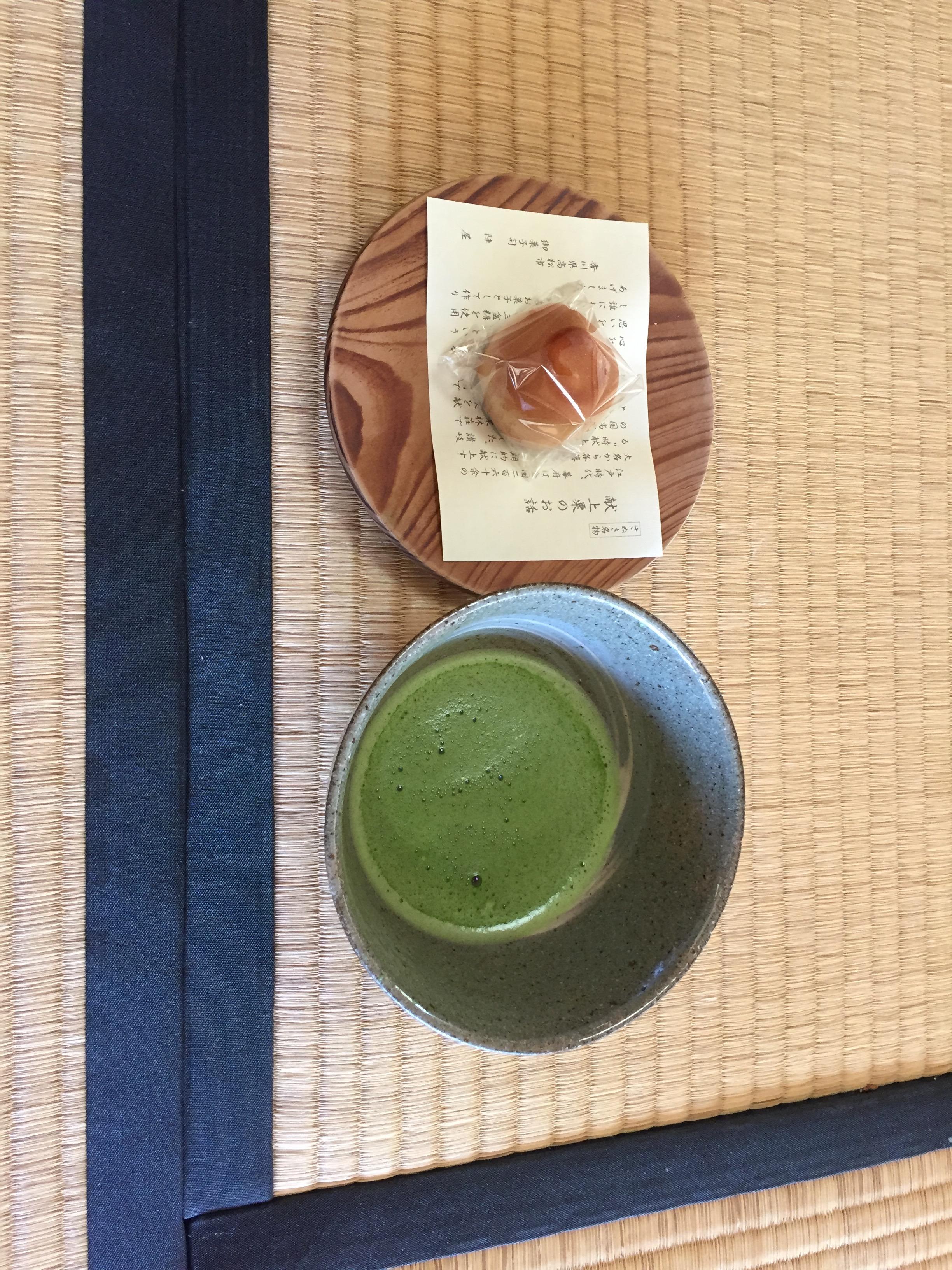 Matcha Tea a study abroad experience in japan jjc joliet junior college