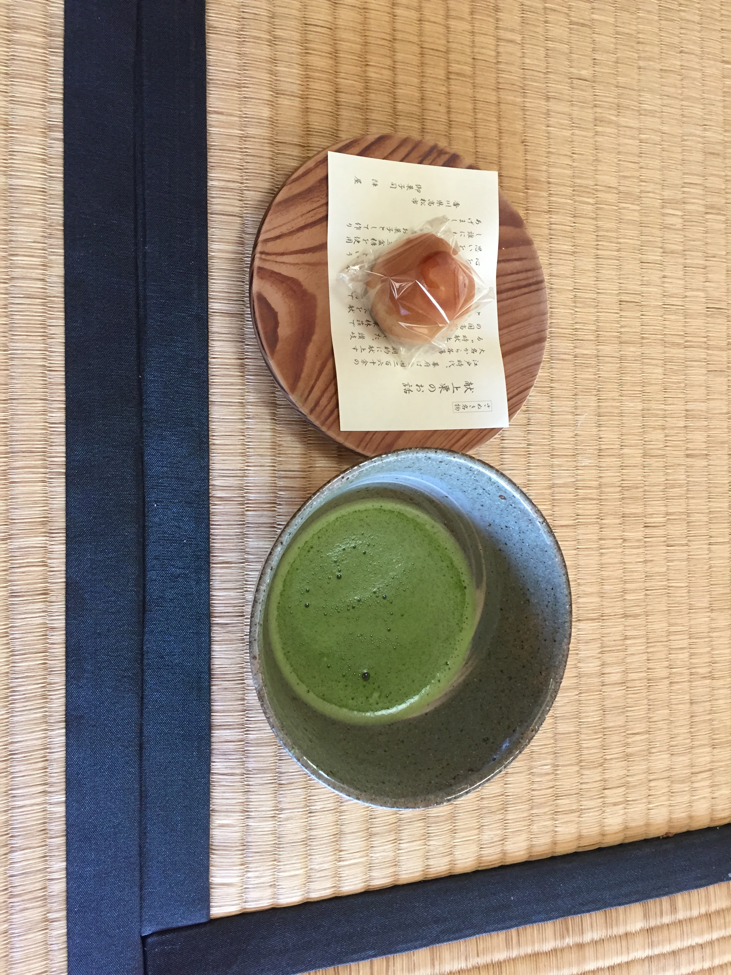 Matcha Tea a study abroad experience in japan jjc joliet junior college
