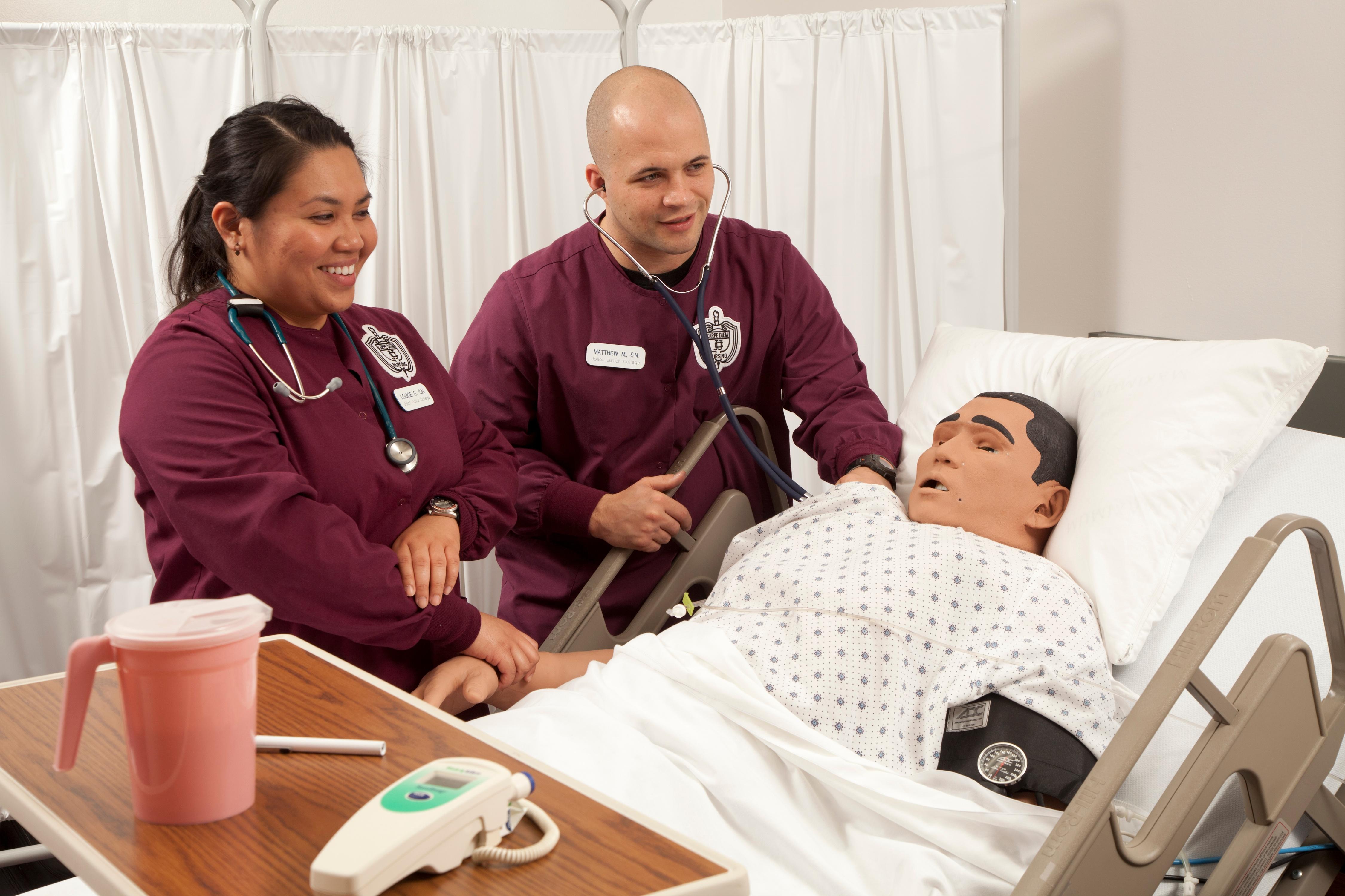 JJC Nursing Students 2013 115 years