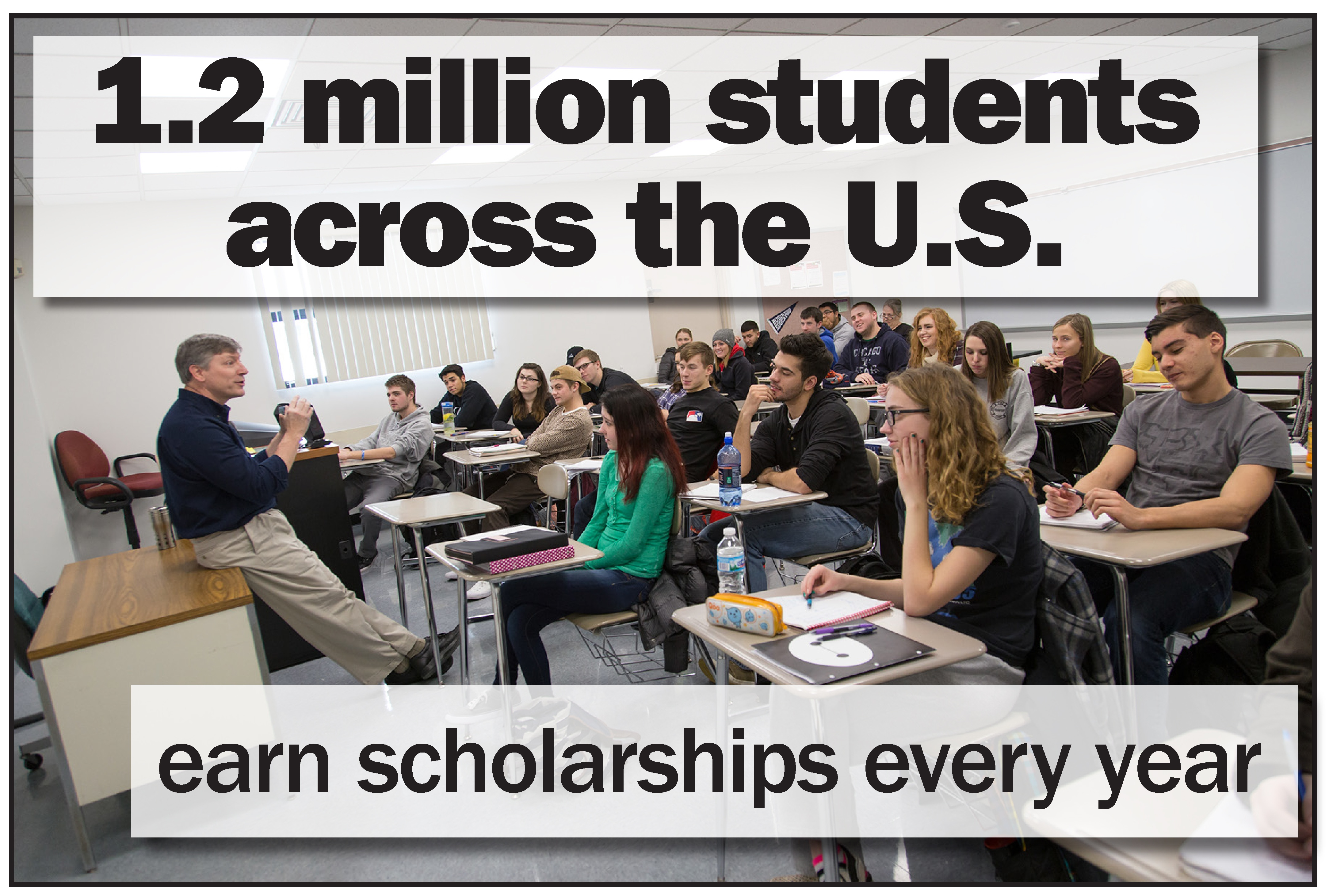 common scholarship myths busted jjc joliet junior college 1.2 million students across the us earn scholarships