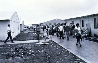 JJC temporary buildings 115 years Joliet Junior College photo