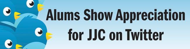 joliet junior college alums show appreciation for jjc on twitter