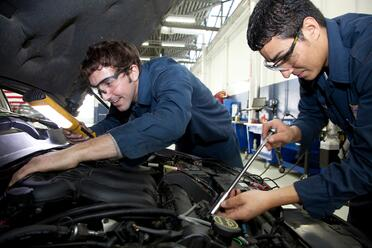 7 superhero-like jobs you can get with a jjc degree superhero joliet junior college auto service technician auto automotive