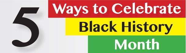 5 ways to celebrate black history month jjc joliet junior college