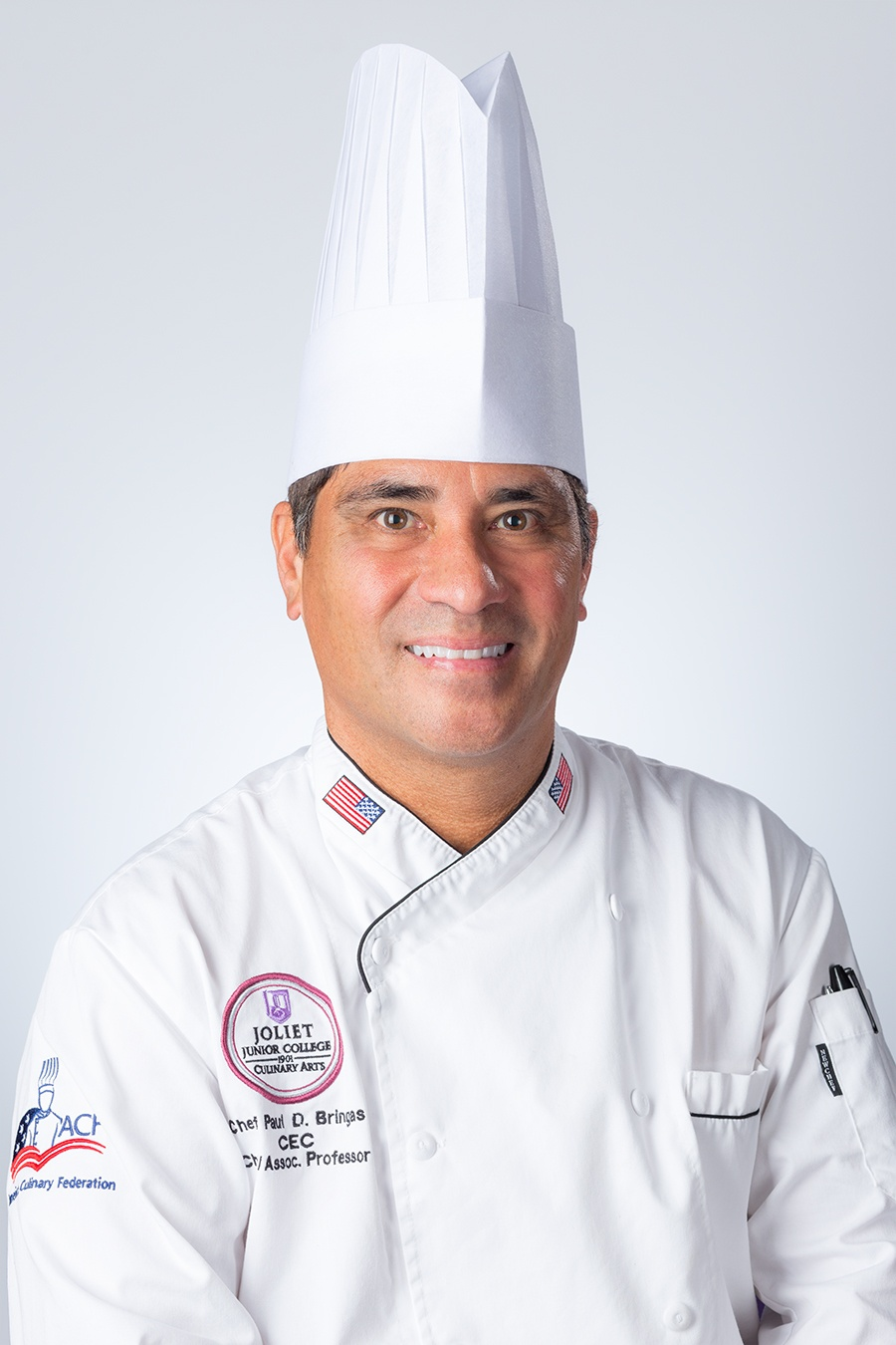 13 things you didn't know about your professors chef paul bringas culinary arts jjc joliet junior college
