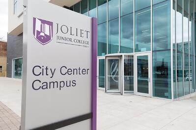 jjc scavenger hunt joliet junior college city center campus building