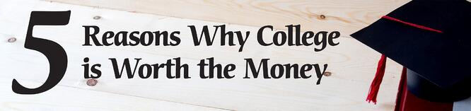 5 reasons why college is worth the money jjc joliet junior college