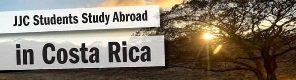 jjc joliet junior college students study abroad in costa rica