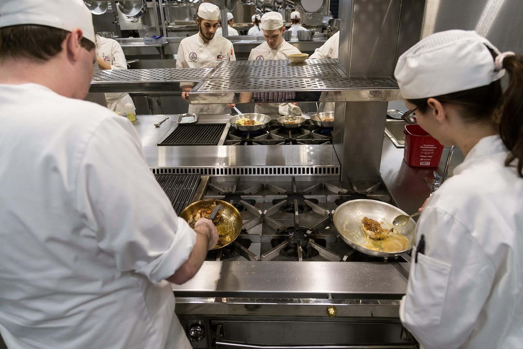 7 of the happiest jobs you can get with a jjc degree joliet junior college chef head cook