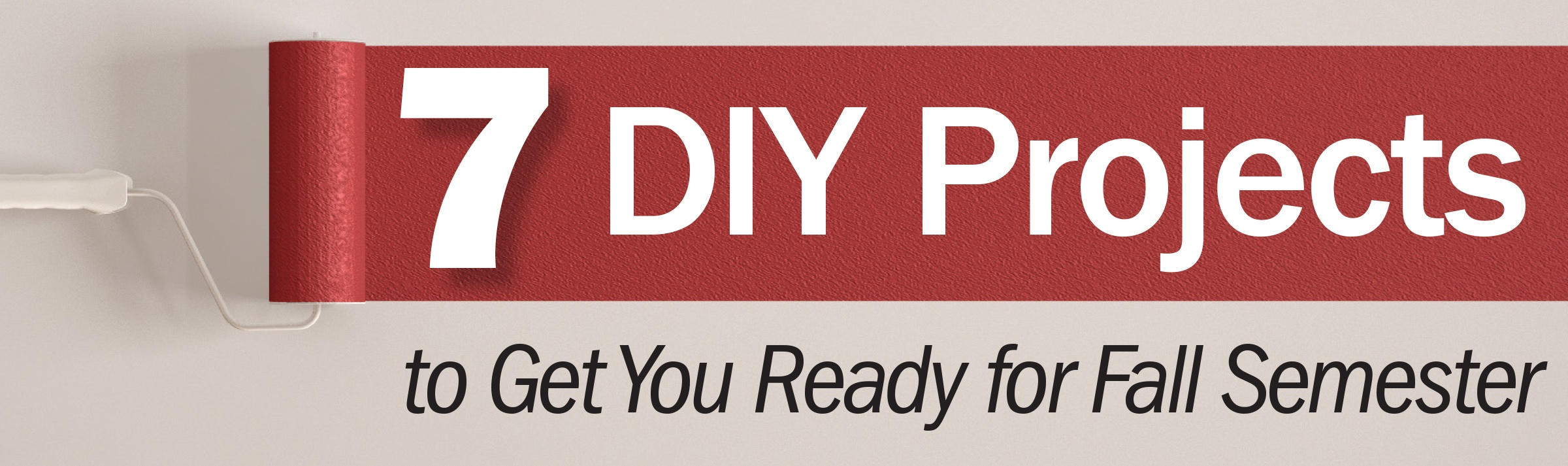 7 diy projects to get you ready for fall semester jjc joliet junior college