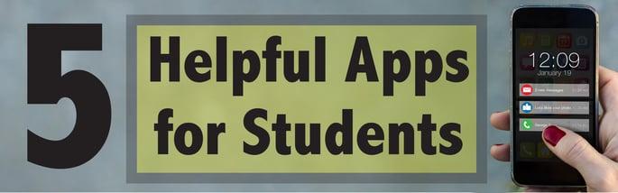 5 helpful apps for students jjc joliet junior college
