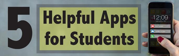 5 helpful apps for students jjc joliet junior college