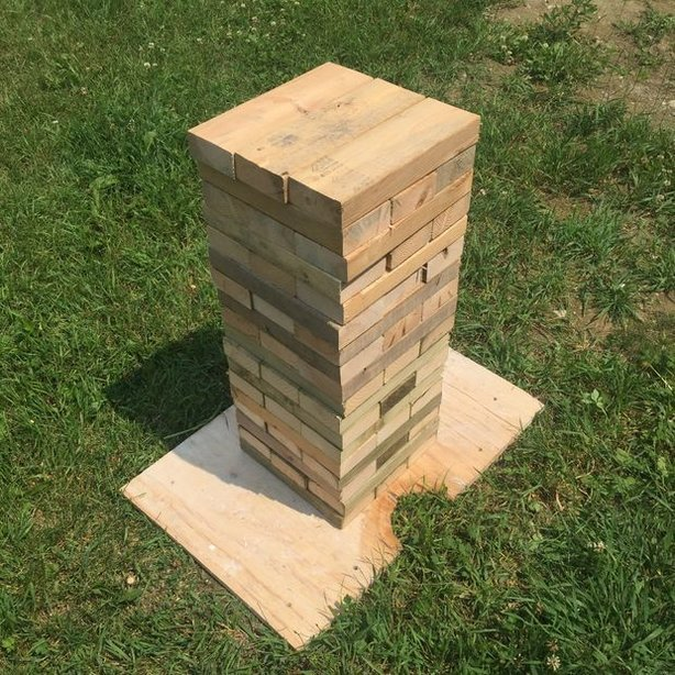 best gift ideas for students jjc joliet junior college diy jumbo jenga set