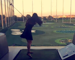 10 things to know about kathleen duong, jjc student trustee playing top golf on the weekends