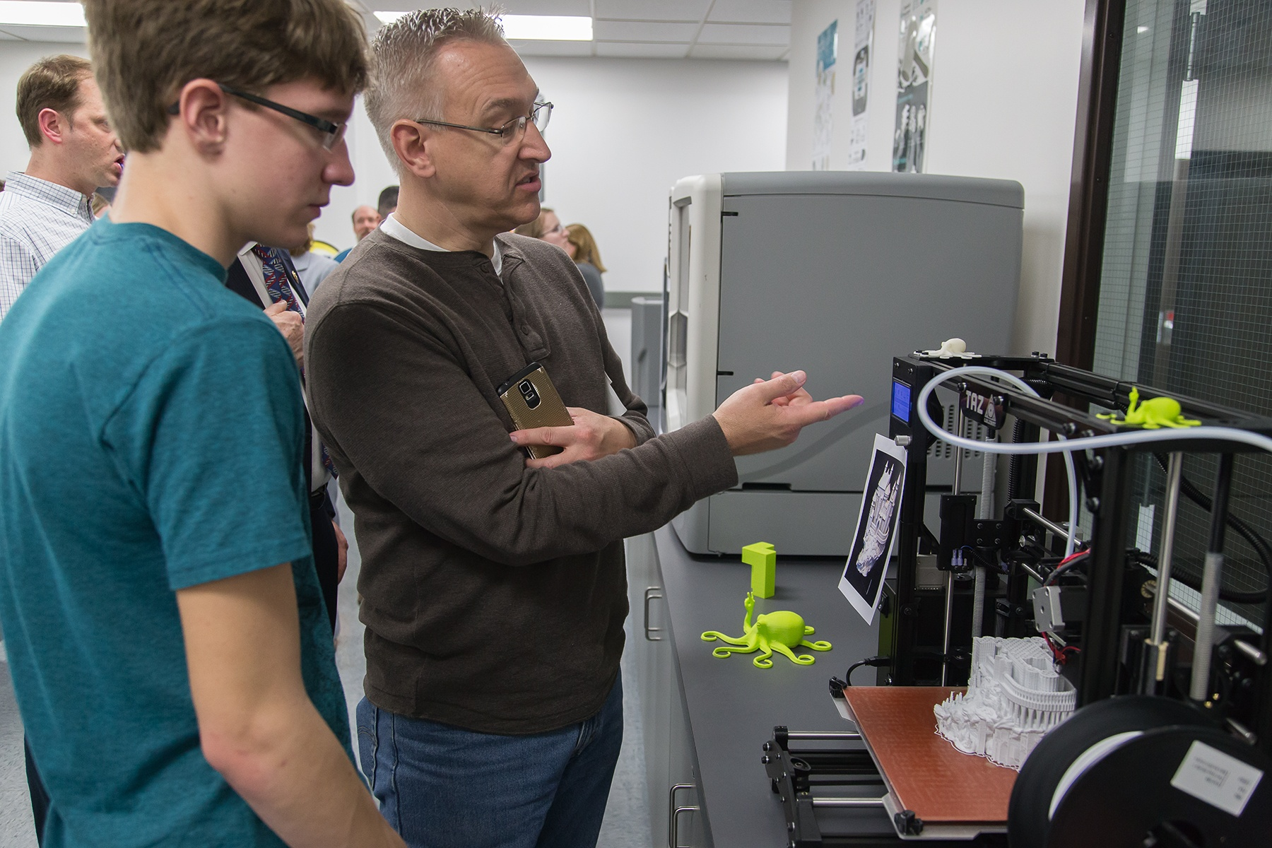 10 unique classes you can take at jjc joliet junior college 3d printing basics