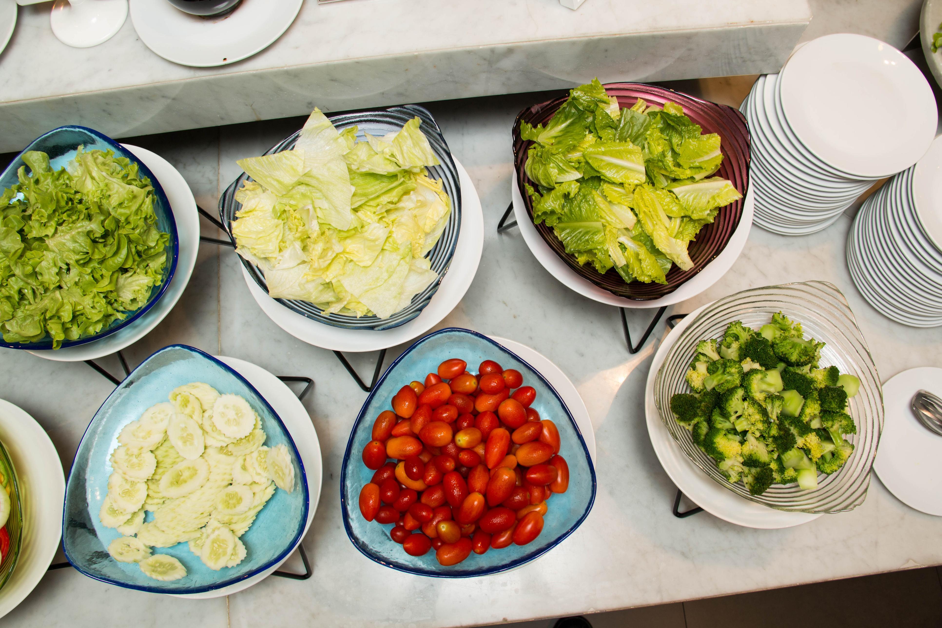 meal ingredients