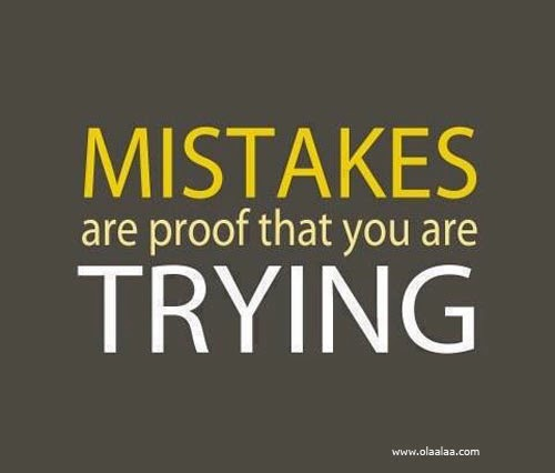 mistakes are proof you are trying joliet junior college jjc 10 motivators