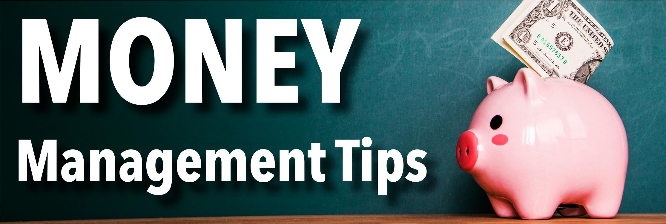 money management tips joliet junior college jjc il