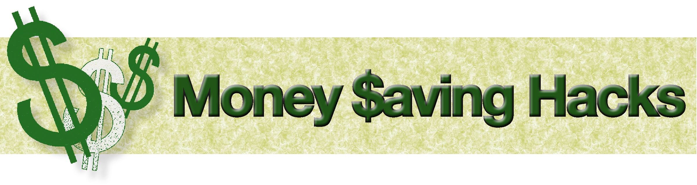 money saving hacks banner  jjc joliet junior college