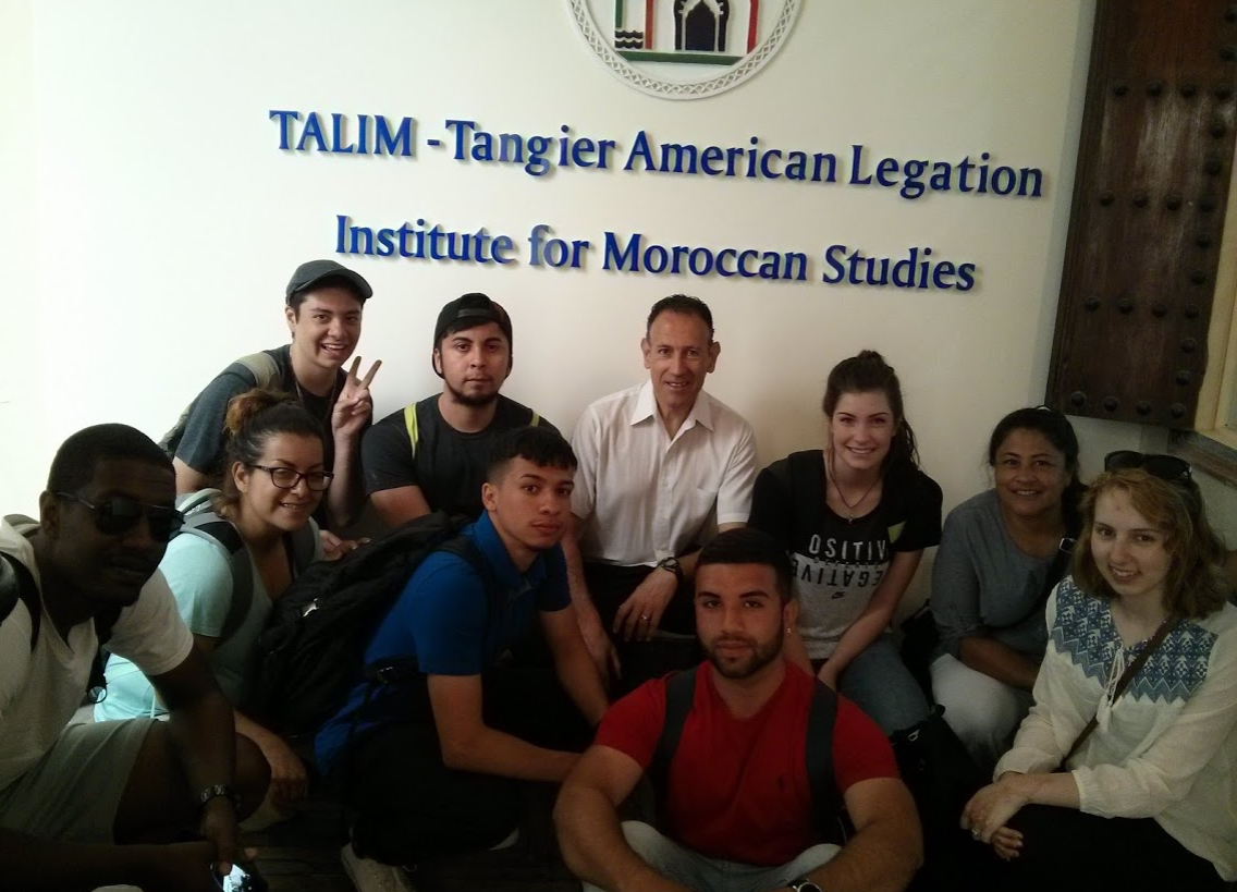 jjc students study abroad in morocco tangier american legation institute of moroccan studies