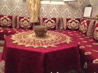 jjc students study abroad in morocco prayer room host family joliet junior college
