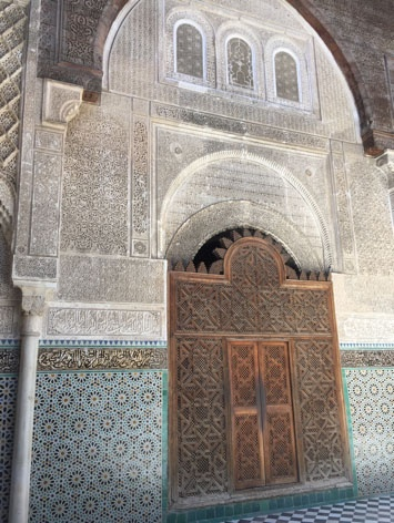 jjc students study abroad in morocco joliet junior college university of al quaraouiyine oldest university in the world