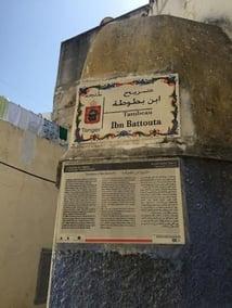 jjc students study abroad in morocco explorer Ibn Batouta travel joliet junior college