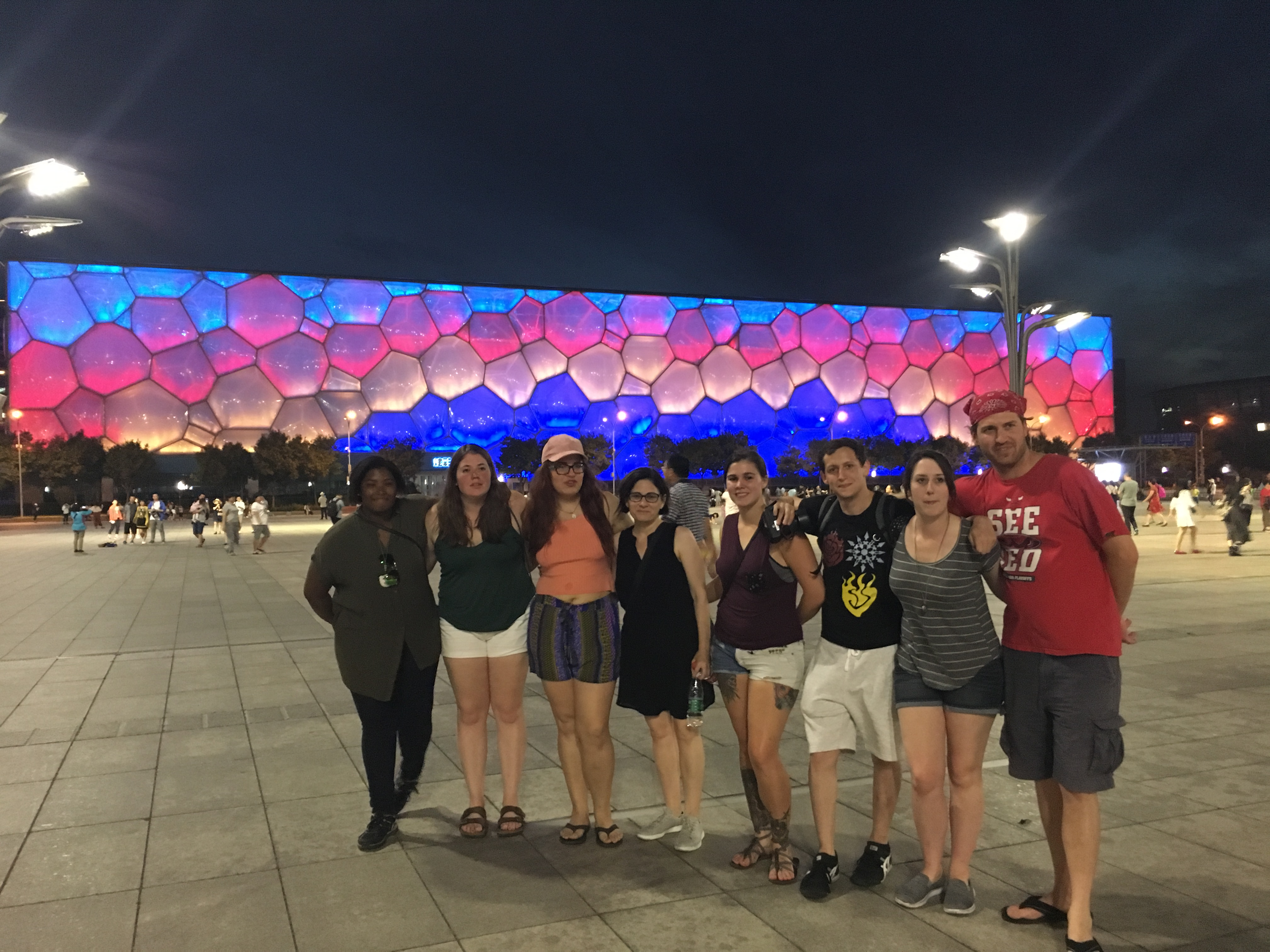 olympic park Visiting China A Study Abroad Experience jjc Joliet Junior College