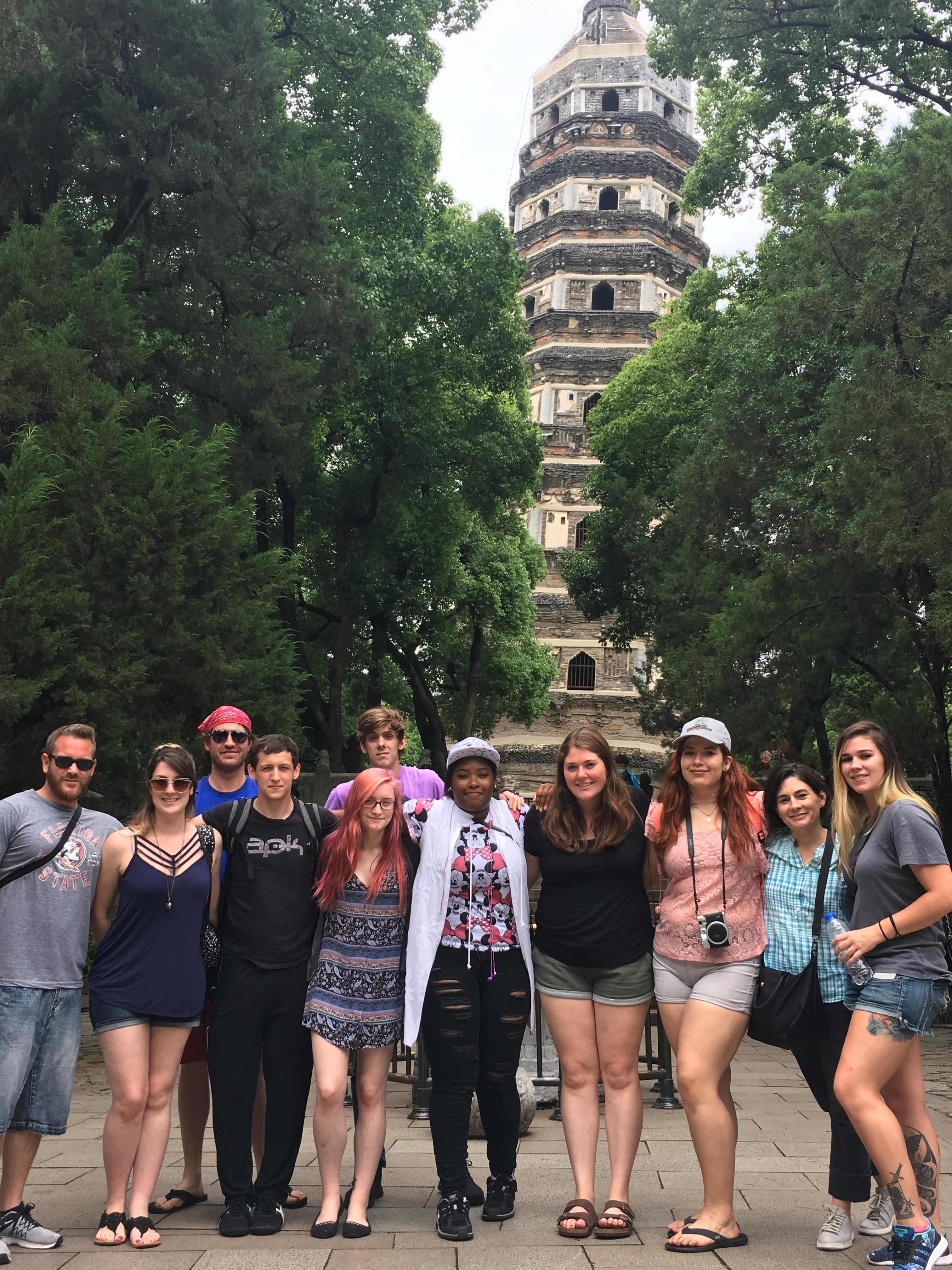 Visiting China A Study Abroad Experience jjc Joliet Junior College suzhou