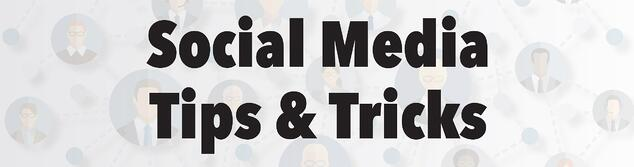 social media tips and tricks jjc joliet junior college