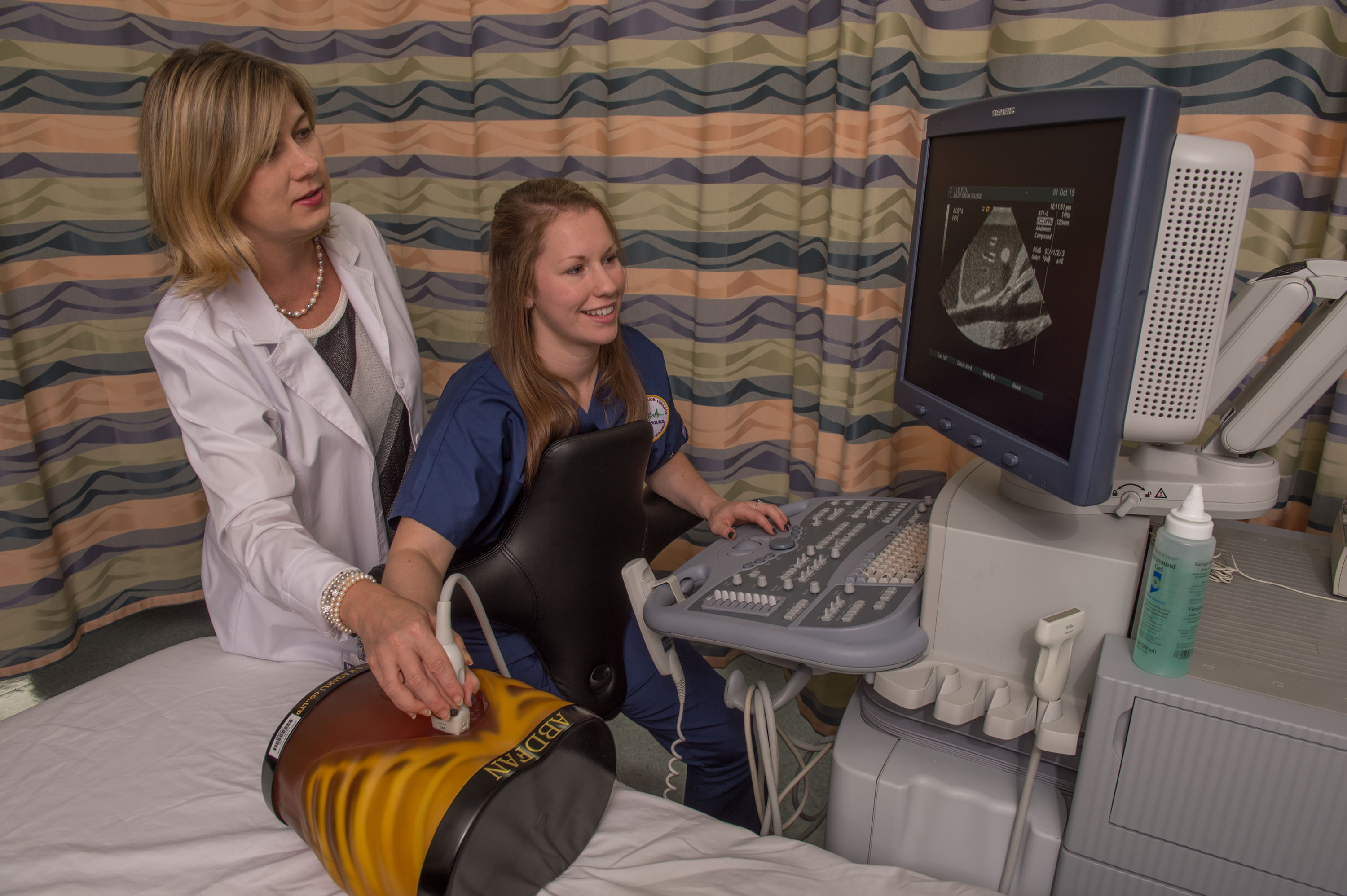 eight in-demand, high paying jobs you can get with a JJC degree diagnostic medical sonographers sonography